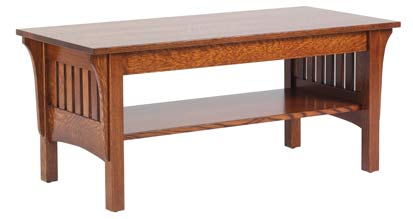 Mission-Coffee-Table